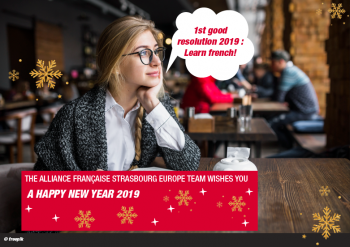 5 good reasons to learn French in 2019!